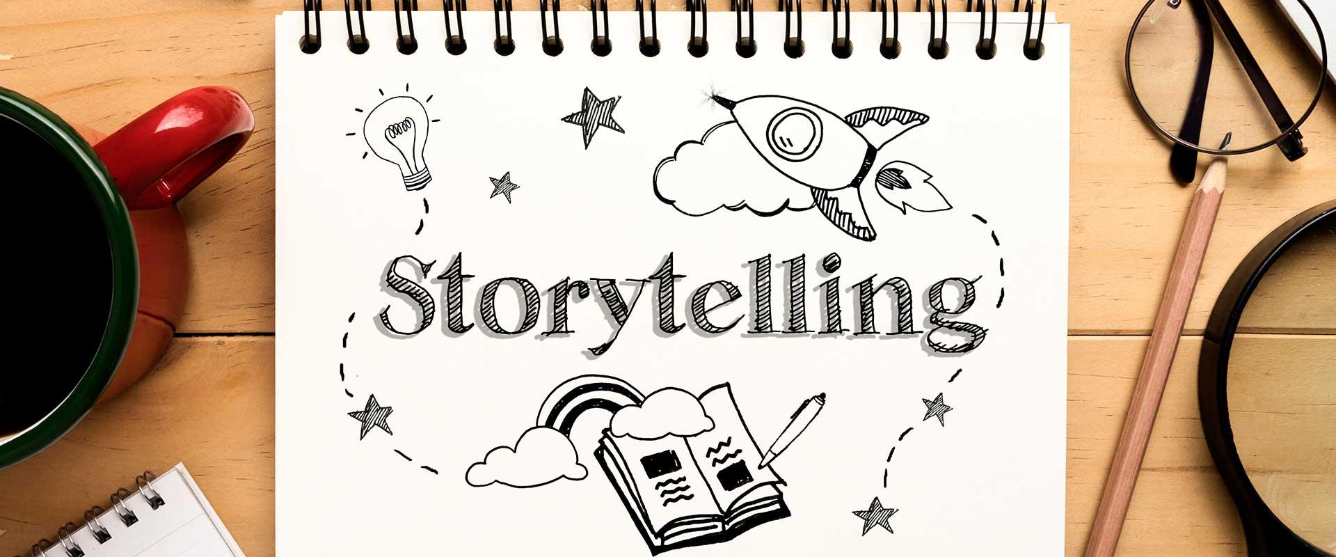 La importancia del storytelling en el video